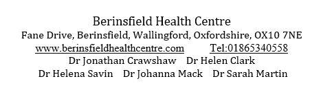 Berinsfield Health Centre